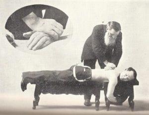 Grundaren av kiropraktik, Daniel David Palmer