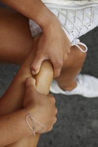 Egenbehandling av muskulaturen