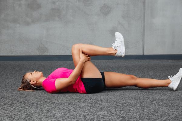 Denna övning stimulerar olika delar av vad, vrist och fot till en förbättrad funktion.
