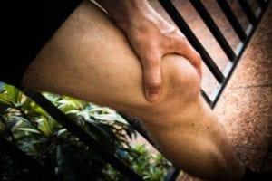 löparknä ger smärta