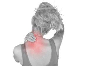 Nackens kotor är de sju som sitter mellan huvudet och bröstryggen. De flesta förbinder nacksmärta med själva nacken, eller i nackvinkeln (se bild) eller ännu längre ut på skuldran (kappmuskeln/ trapezius).